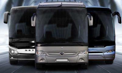 Bus Class Airport Transfer In Baku, Azerbaijan