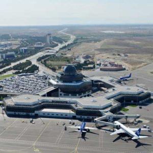 Airport transfer Baku
