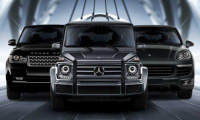 Premium SUV Class Airport Transfer In Baku, Azerbaijan
